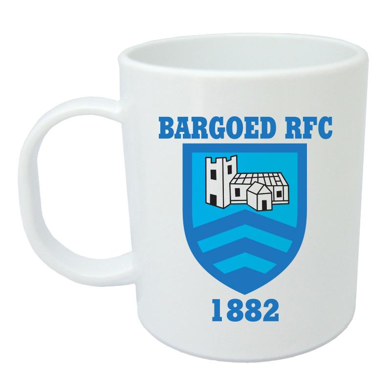 Bargoed RFC - Mug