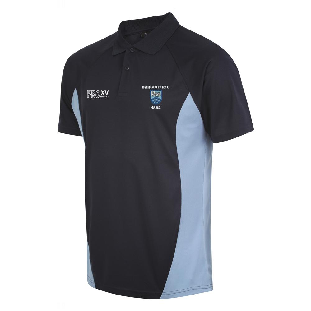 Bargoed RFC - Polo Shirt