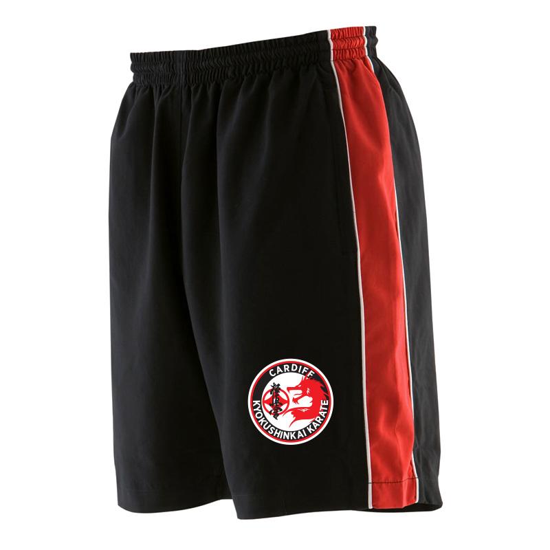 CardiffKarate_Shorts