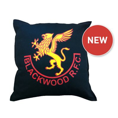Blackwood RFC - Cushion