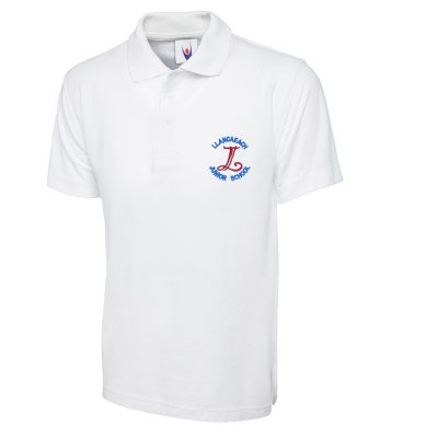 Llancaeach Juniors - Polo Shirt