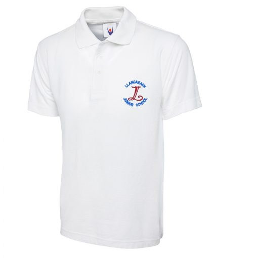 Llancaeach Juniors - Polo Shirt