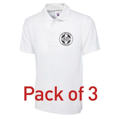 St Gwladys Primary - 3 Polo Shirts