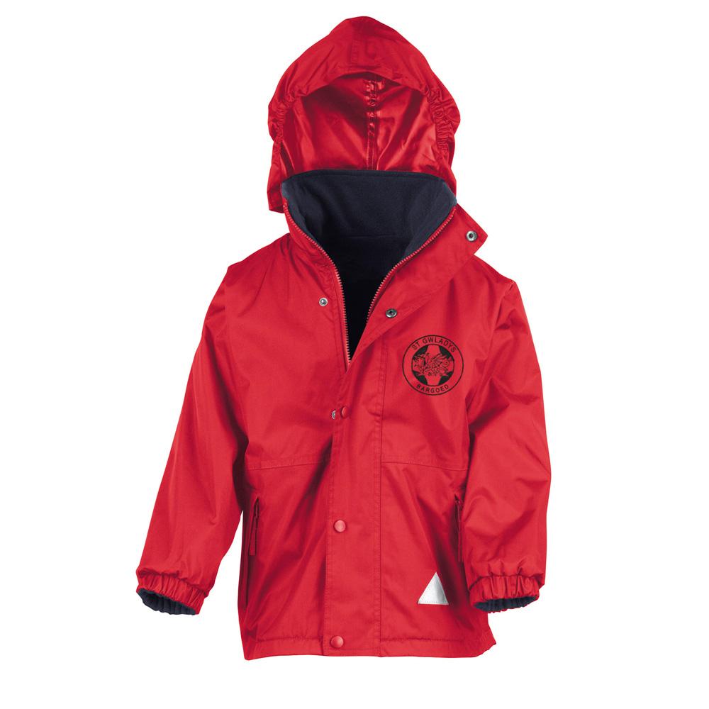 St Gwladys Primary - Storm Coat