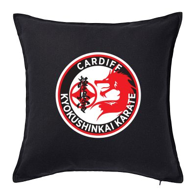 CardiffKarate_Cushion